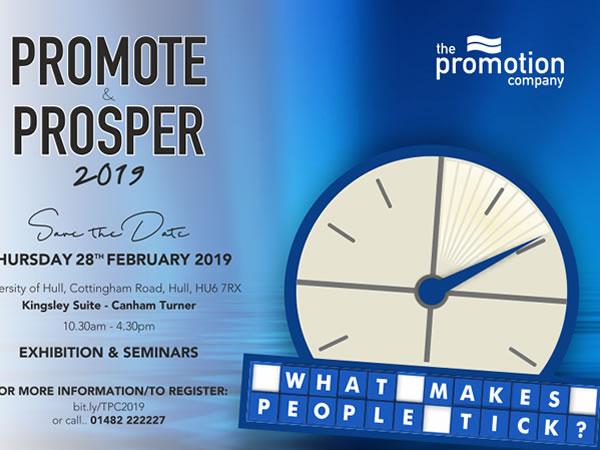Promote & Prosper 2019
