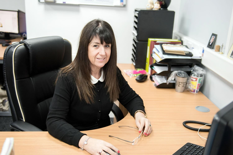 Angela Oldroyd