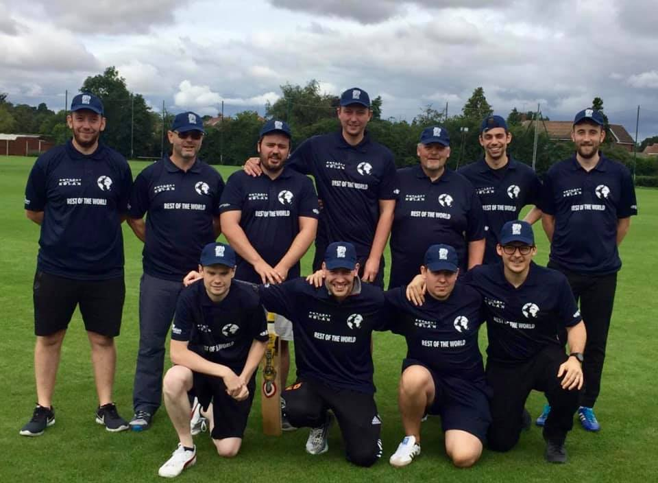 Friends Charity Cricket Match In Aid Of Anthony Nolan Trust 1